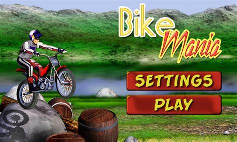 Bike Mania games Bike Mania flash game