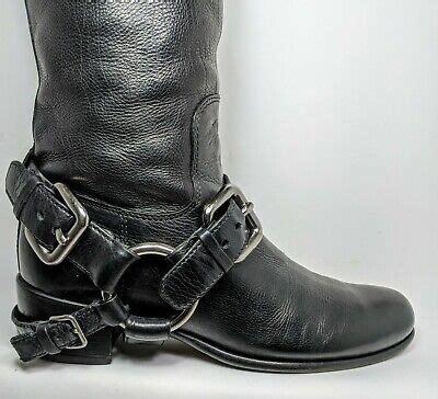 Biker Boots eBay