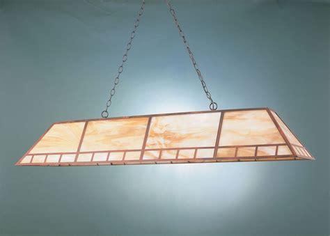 Billiard and Pool Table Lights Mission Studio