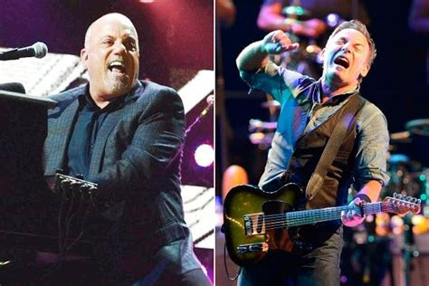 Billy Joel Built a Motorcycle for Bruce Springsteen