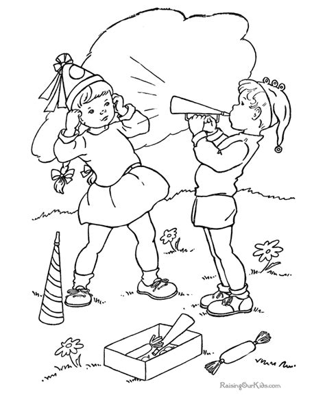 Birthday Coloring Pages Raising Our Kids
