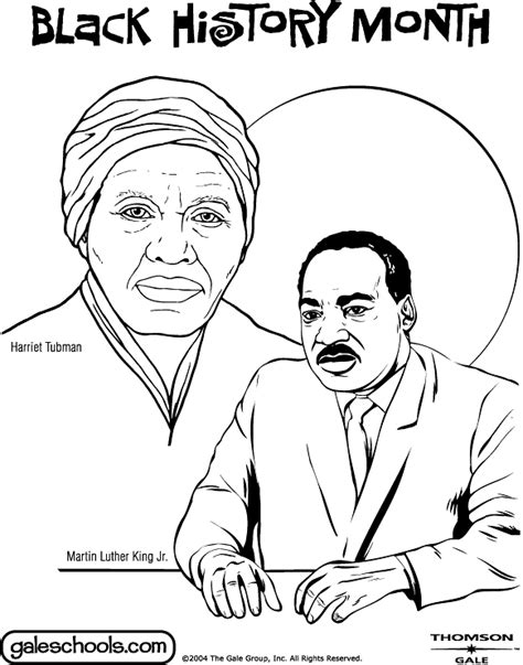 Black History Coloring Pages Apples4theteacher