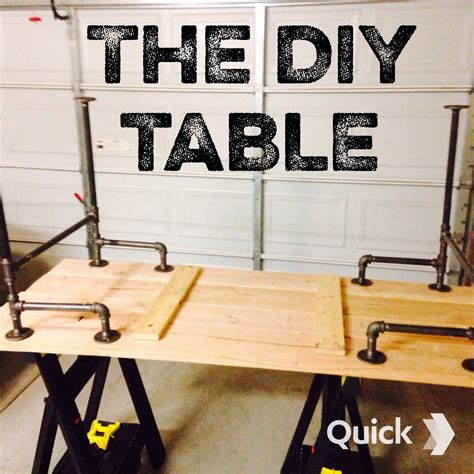 Black Iron Pipe Table 6 Steps with Pictures Instructables