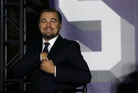 Blameshifting Obama tells DiCaprio climate change