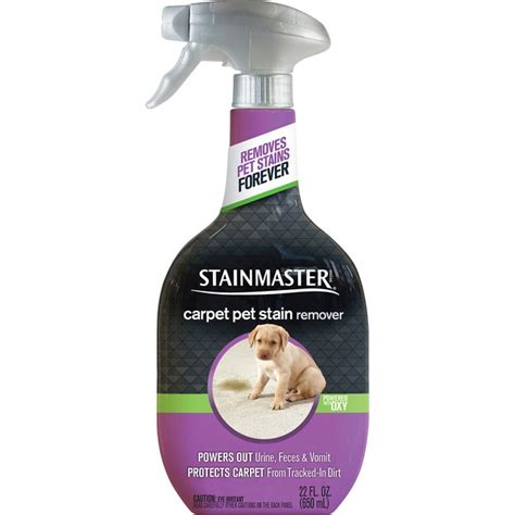 Bleach Stain Removal Guide STAINMASTER Carpet Care