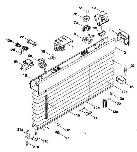 Blind Repair Parts Mini Blinds Parts