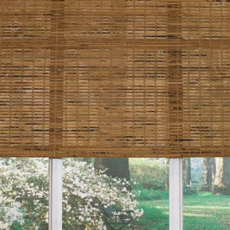 Blinds Shades Bamboo Fabric Shades Lowe s Canada