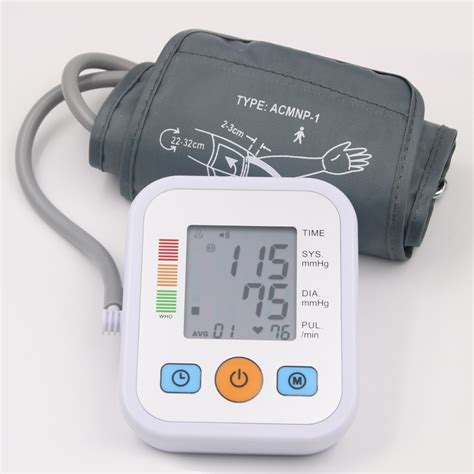 Blood Pressure Monitor Medical Supplies Equipment
