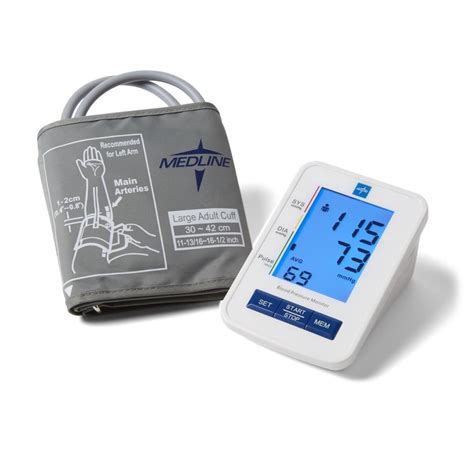 Blood Pressure Monitoring Products Medline Industries
