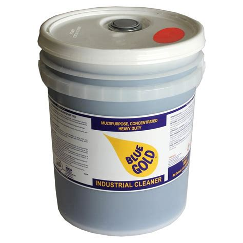 Blue Gold Industrial Cleaner Degreaser By Modern