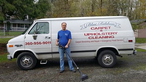 Blue Ribbon Carpet Upholstery Cleaning Olympia WA