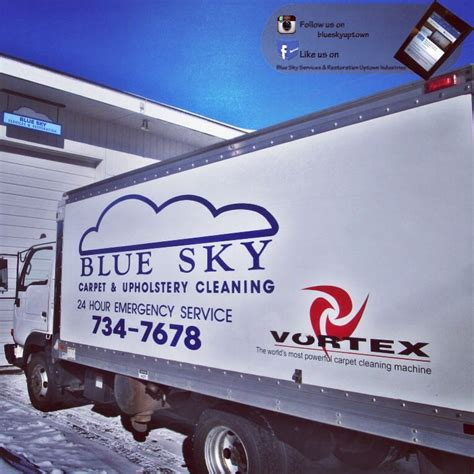 Blue Sky Services Restoration Carpet Cleaning and