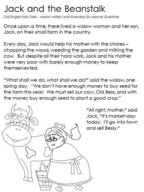 BlueBonkers Free Printable Fairy Tales Stories Bedtime