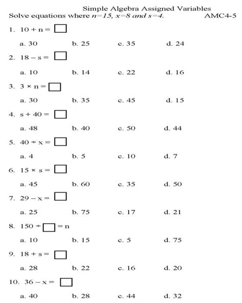 BlueBonkers Free Printable Math Worksheets Math