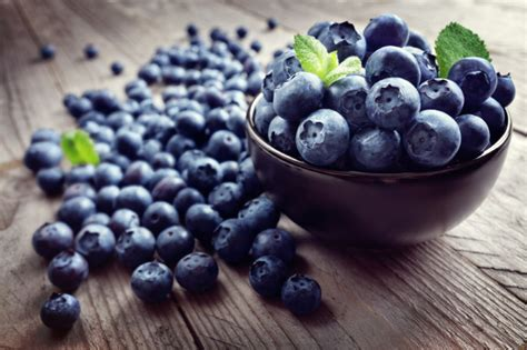 Blueberries - The World'S Healthiest Foods