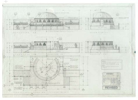 Blueprints of the Star Wars Galaxy ArchDaily