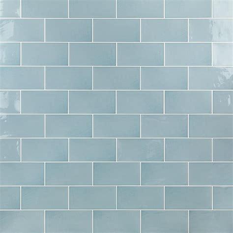 Blues Ceramic Tile Tile The Home Depot