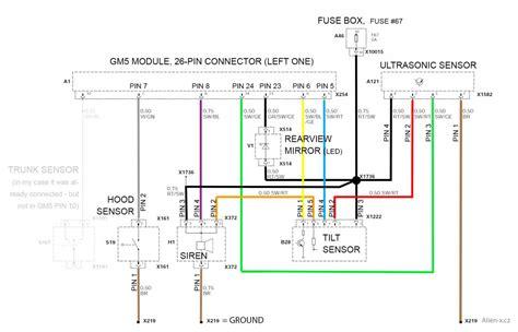 Bmw Alarm Wiring Diagram
