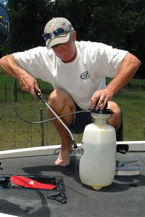 Boat Care 101 Simple do it yourself carpet cleaning FLW