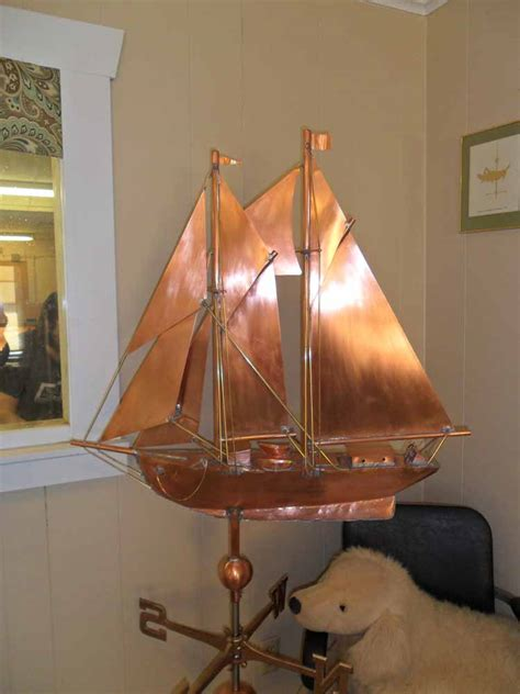 Boat and Ship Weathervanes Cape Cod Cupola