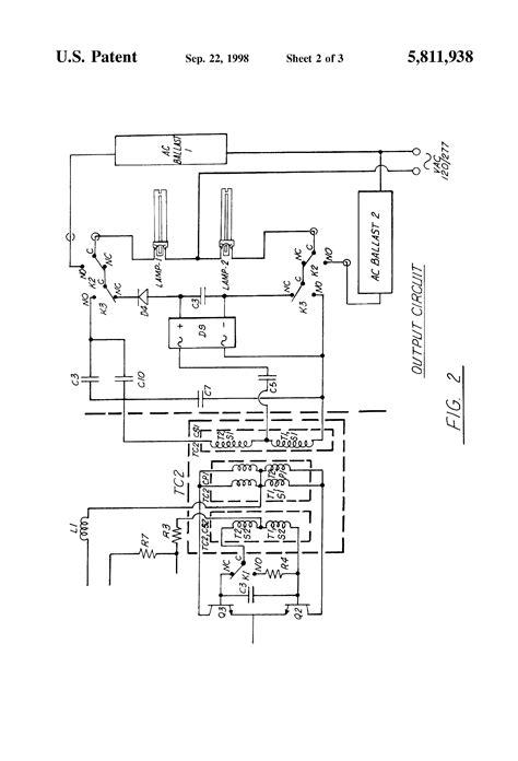 bodine emergency ballast wiring diagram b50 images bodine b50 bodine wiring diagrams bodine wiring diagram and