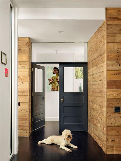 Bold Black Interior Doors Inspiration and Tips HGTV s