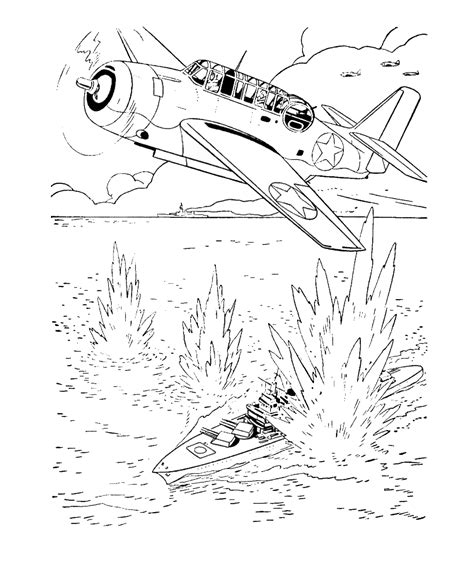 Bold Bossy Military Coloring Page Coloring Pages To