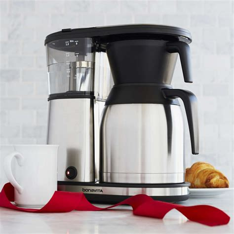 Bonavita 8 Cup Coffee Maker with Thermal Carafe Sur La Table