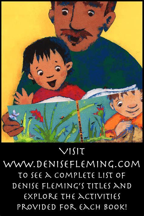 Books Awards Denise Fleming Children s Books