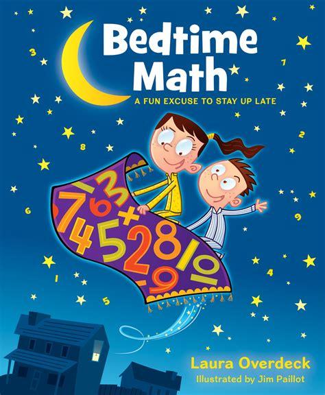 Books Bedtime Math