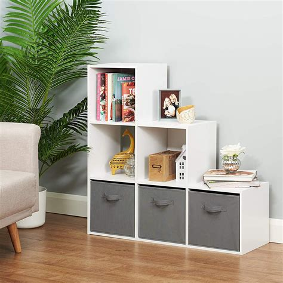 Bookshelf Bookcases Cube Ladder Storages Temple