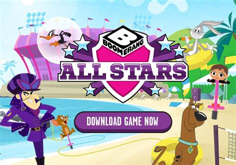 Boomerang Kids Cartoons Shows Games Videos