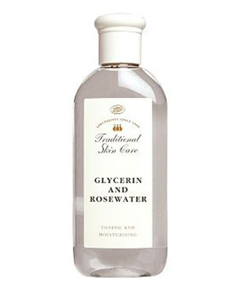 Boots Traditional Glycerin and Rosewater 200ml Boots
