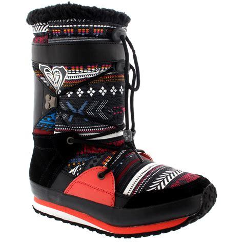 Boots for Girls Women Snow Rain Roxy