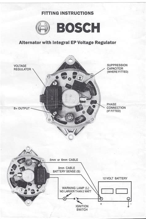 ford internal regulator alternator wiring ford auto wiring delcotron alternator internal wiring diagram images on ford internal regulator alternator wiring