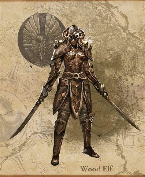 Bosmer The Elder Scrolls Online Wiki Guide IGN