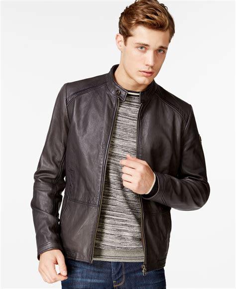 Boss Leather Jacket