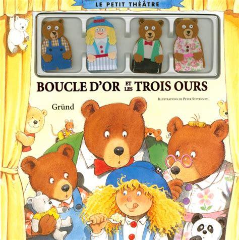 Boucles d or et les Trois Ours Children s stories in