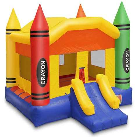Bounce Houses On The Cheap