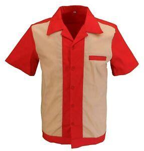 Bowling Shirt eBay