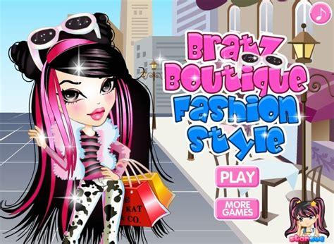 Bratz Games Girl Games StarSue Net