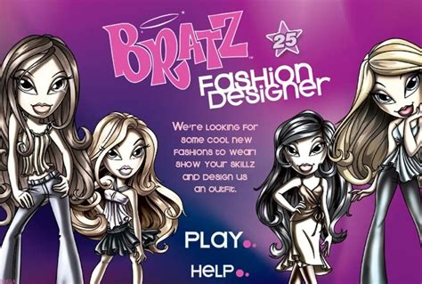 Bratz Games for Girls Girls to Play Online at 123Peppy