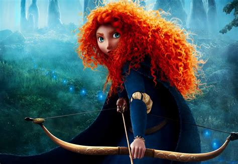 Brave Disney Movies