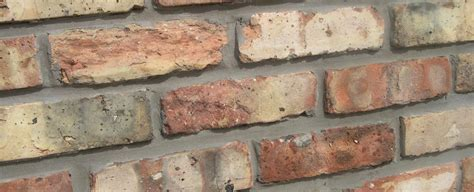 Brick Salvage Thin Brick Tile made from Real Antique