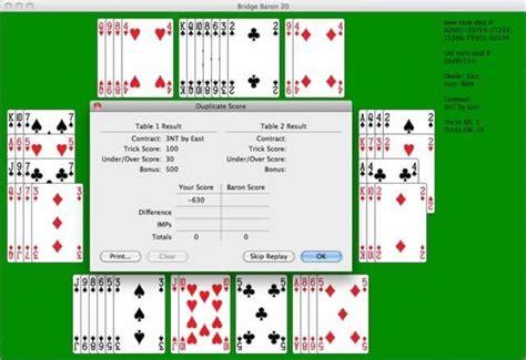 Bridge Baron Game Download and Play Free Version