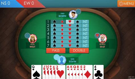 Bridge Game Online Play This Online Card Game Free Today