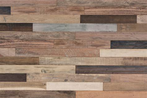 Bridges Reclaimed Wood Tile 2 x19 Rustic Wall Panels