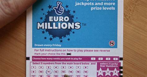 British ticket scoops 87 5 million in EuroMillions draw