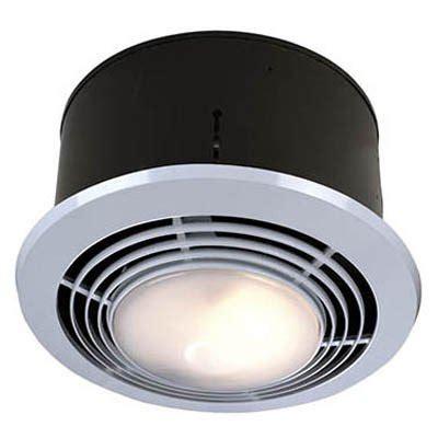 Broan Nutone 9093WH Bathroom Heat Fan Light Night