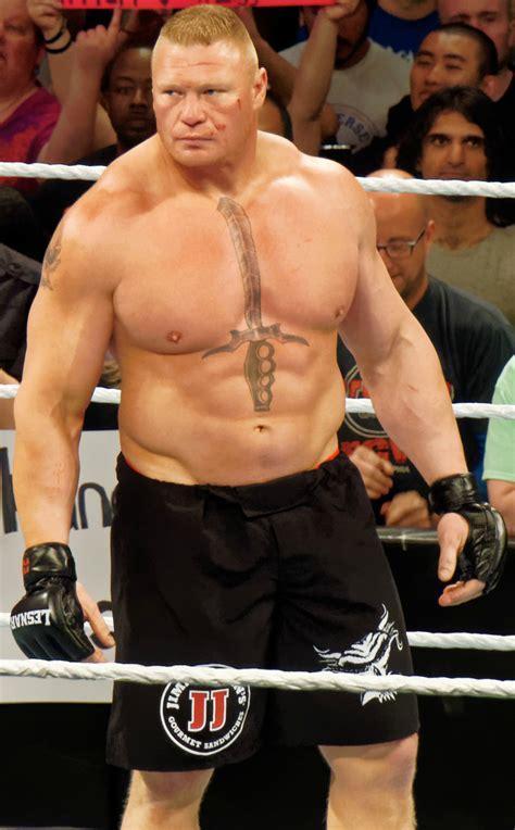 Brock Lesnar Wikip dia